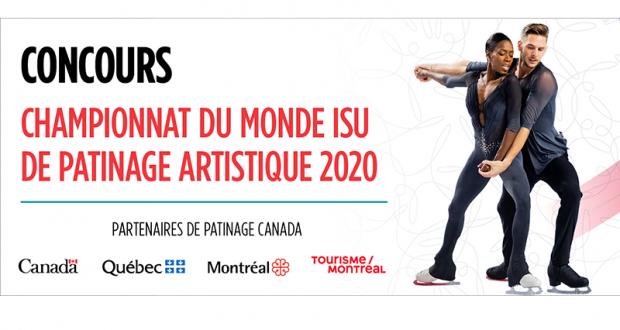 Forfait VIP aux Championnats du monde ISU de patinage artistique