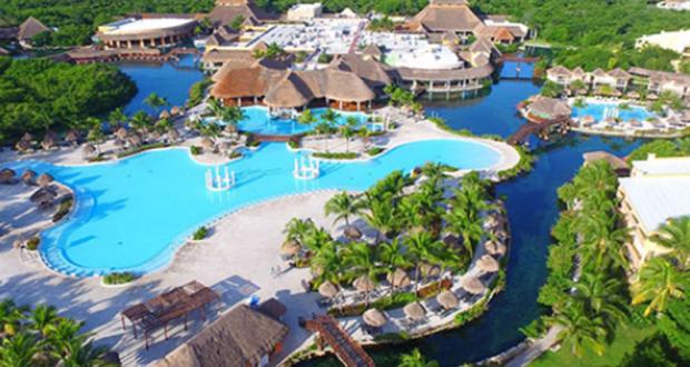 Gagnez 1 des 5 voyages pour 2 personnes à Cancun