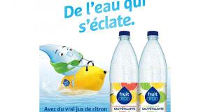 Coupon de 0.50 $ à l'achat d'eau pétillante aromatisée FRUIT DROP