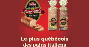 Coupon de 1$ à l'achat d'un pain Campagnolo Miche Blanche