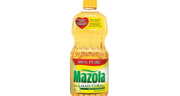 Coupon de 1 $ sur une bouteille d'huile Mazola
