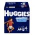 Coupon de 2$ à l'achat de un paquet de couches Huggies Overnites
