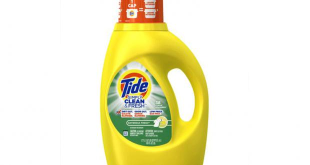 Détergent à lessive Tide Simply Clean & Fresh à 1.48$