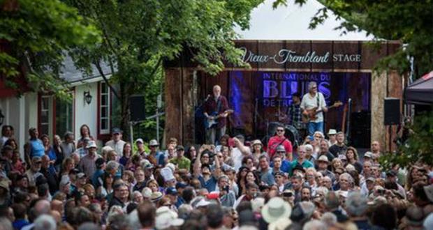Festival international du blues de Tremblant