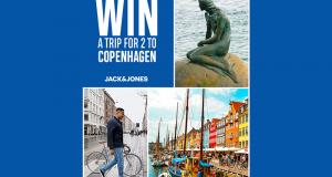Gagnez Un voyage à Copenhague d'une valeur de 5000$