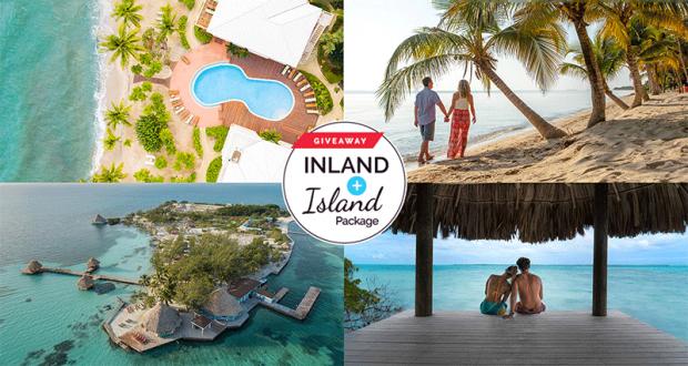Gagnez Un voyage tout inclus pour deux au Belize