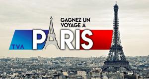 Gagnez un Voyage à Paris + 1 000 $ d'argent de poche