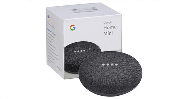 Un Google Home Mini gratuit à recevoir chez vous