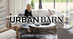 Une carte-cadeau Urban Barn de 1000 $