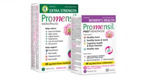Échantillons Gratuits de Promensil Natural Menopause Relief