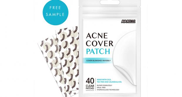 Échantillons gratuits de Acne Cover Patch