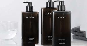 Échantillons gratuits de Gel Douche Parfumé INSWEST
