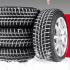 2 ensembles de 4 pneus d'hiver
