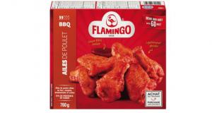 Ailes de poulet Flamingo à 5.78$