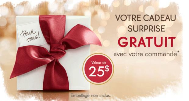 Bracelet gratuit de Yves Rocher