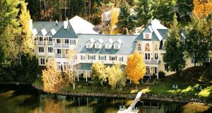 Forfait pour deux au Ripplecove Hôtel et Spa sur le lac