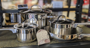 Un ensemble de casseroles 7 pièces CUISINOX