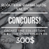 Une collection de bijoux d'une valeur de 300$