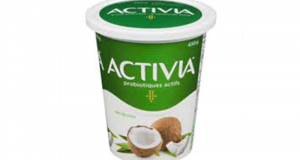 Yogourt nature Activia 650g à 95¢
