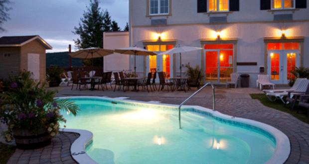 Forfait nuitée pour deux au AX Hôtel de Mont-Tremblant