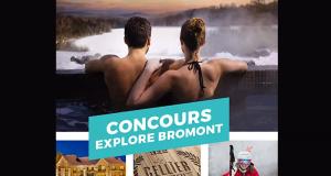 Gagnez un séjour SIMPLEMENT DÉPAYSANT à Bromont