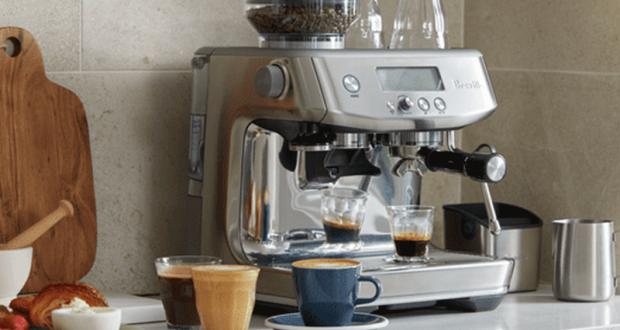 Machine à espresso Breville Barista Pro (Valeur de 1099$)