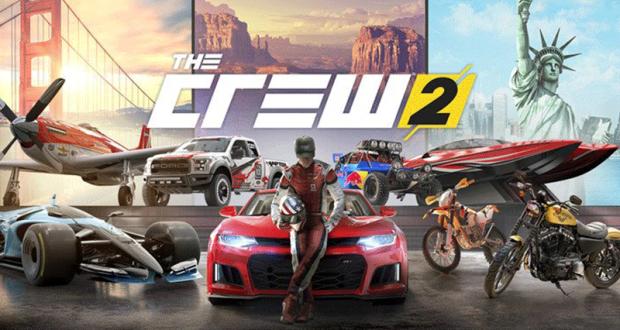 The Crew 2 Jouable gratuitement sur PC
