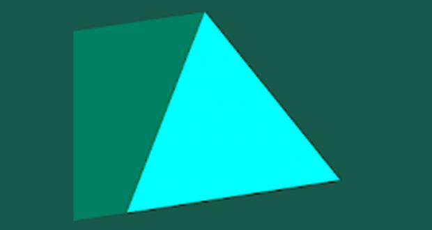 Application gratuite Trigono - geometric brain boiling adventure