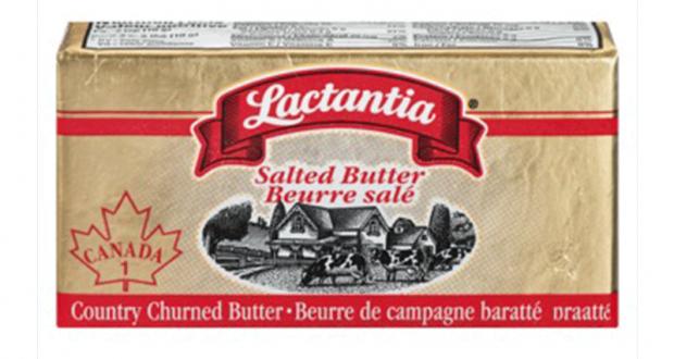 Beurre Lactantia 450g à 3$ seulement