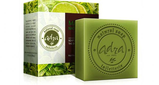 Échantillons gratuits de savon naturel soap Adra