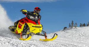 Gagnez la motoneige Ski-Doo 2021 de votre choix (Valeur de 24 000 $)