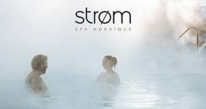 Un Forfait au Strøm spa nordique d'une valeur de 450$