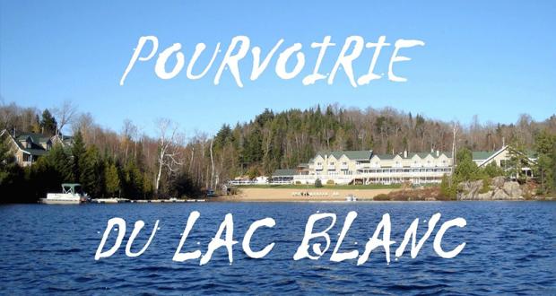 Un séjour de 3 jours pour deux à la Pourvoirie du Lac Blanc