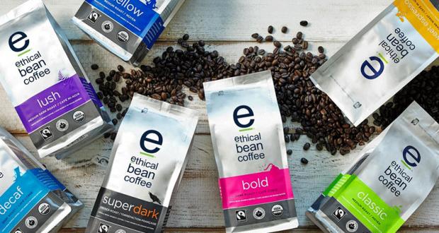 Échantillons Gratuits du nouveau Café Ethical Bean