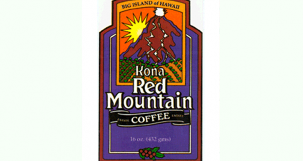 Échantillons gratuits du nouveau café Kona