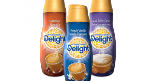 Coupon de 1$ à l'achat d'une bouteille d'International Delight