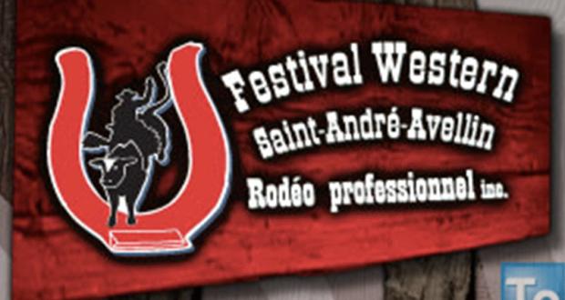 Festival Western St-André-Avellin Rodéo Professionnel