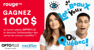 Gagnez 1000$ avec OPTOPLUS