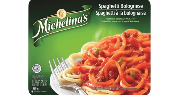 Repas surgelés Michelina's à 83¢