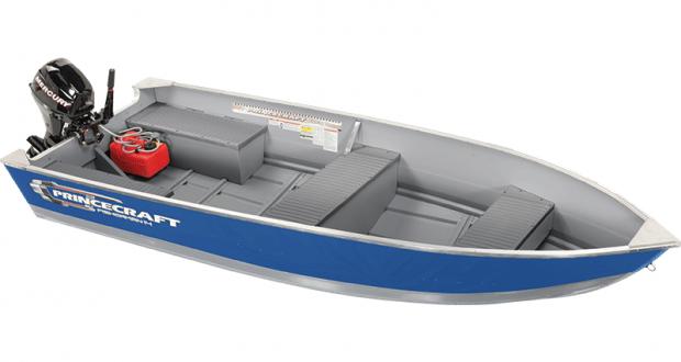 Un bateau de pêche Princecraft Fisherman 14 pieds 2020