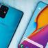 Un téléphone intelligent Samsung S20