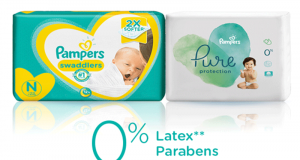 Kit de maternité Pampers gratuit