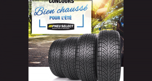 Un ensemble de 4 pneus d'été – Pneu Select