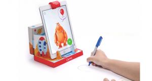Un kit d'échantillons gratuits Osmo pour iPad