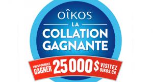 Coupon de 1$ à l'achat de tout produit Oikos