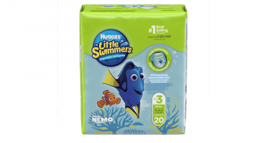 Coupon de 2$ à l'achat d'un paquet de Huggies Little Swimmers