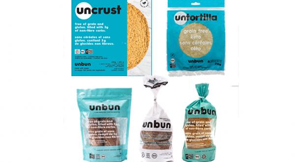 Coupon de 2$ à l'achat d'un produit Unbun Foods