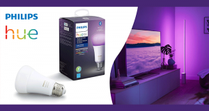 Ensemble de démarrage d'ampoules intelligentes Philips Hue
