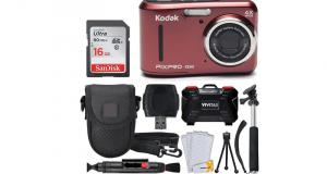 Kodak PIXPRO Caméra Bundle