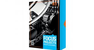 Logiciel Focus Projects 3 Professional Gratuit